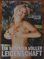 EROTICO MANIFESTO ** un'estate piena di passione OLINKA FIetcher Hardyman