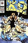 X-O Manowar #28 (May 1994, Acclaim / Valiant) NM-  card attached