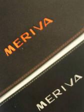 original von Opel Fussmatten Meriva-B 2010 Velours braun 1722012 Velour Teppiche