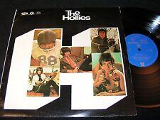THE HOLLIES same / unique Czech Compilation LP 1972 SUPRAPHON 0131097 mono