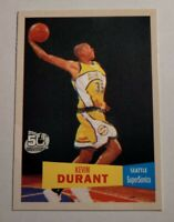 KEVIN DURANT 2007-08 TOPPS Rookie RC #112 '57 Variation 50th Anniversary SP! HOT