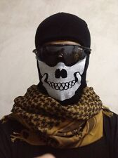 Skull Face Balaclava Mask for Bikers