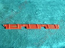 Plasticville  Diner Red Curtain Piece O-S Scale