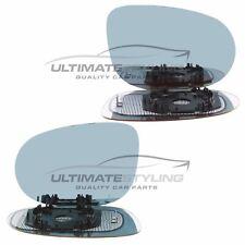 DESTRO Lato Guidatore Riscaldato Specchio Vetro per FIAT BRAVO 2007-2019 0301RSH