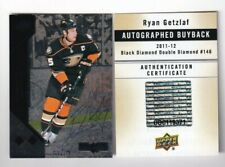 11-12 Black Diamond Ryan Getzlaf Auto Buy Back
