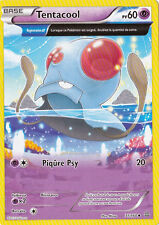 Tentacool - XY5:Primo Choc - 71/160 - Carte Pokemon Neuve Française