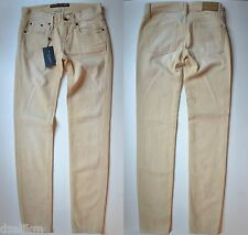 NWT $345 Ralph Lauren Black Label 105 Cigarette Skinny Jeans Size 26