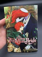 The Ancient Magus Bride Book 1 Lootcrate Exclusive Mint Condition Manga