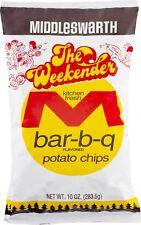 Middleswarth Kitchen Fresh Potato Chips Bar-B-Q Flavored The Weekender (4 Bags)