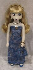 Made to fit PETEENA POODLE  #22, Dress, Purse & Necklace set,  Handmade clothes