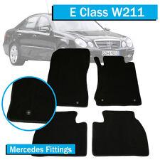 Mercedes E Class W211 (2002-2009) - Tailored Car Floor Mats