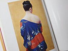 "Japanese Modern ""Bijinga"", Beauty of Women, Paintings, Exhibition Book"