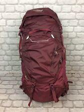 LOWE ALPINE CERRO TORRE ND 60:80 PURPLE HIKING BACKPACK RUCKSACK BAG RRP £240 AD