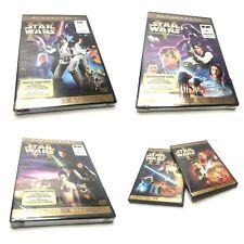 Uncut 2006 Star Wars 4,5,6 IV V VI  LIMITED EDITION 10  DVD UNCUT Theatrical