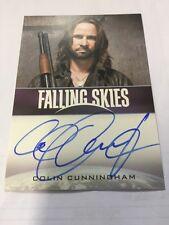 Falling Skies Season 2 Colin Cunningham As John Pope Autograph Card