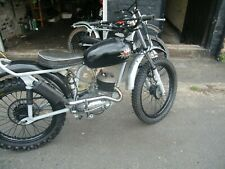 bsa bantam trails project