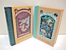 A Series of Unfortunate Events Books by Lemony Snicket, Lot of 2 Books