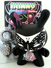 "DUNNY 3"" FATALE SERIES LADY AIKO 3/25 KIDROBOT 2010 COLLECTIBLE VINYL FIGURE"