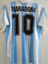 Argentina Maradona World Cup 1994 Home Football Shirt Adult Medium / 39405