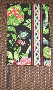 NWT Vera Bradley Retired Botanica Book Cover Free US Shipping