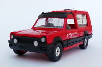 Corgi 11.5cm Long Vintage Diecast CG95 - Matra Rancho Fire - Red