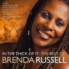 Brenda Russell-in the thick of it: the Best of B. Russell CD NUOVO