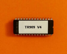 TR909 TR-909 ROLAND V4 EPROM Upgrade Update - Timing fix