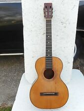 "STELLA OSCAR SCHMIDT PARLOR GUITAR, 1920, JERSEY CITY, N.J., PROJECT, ""AS IS"""