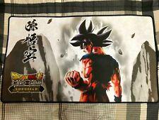 Dragon Ball Super Card Game Ultra Instinct Goku Stitched Judge Exclusive Playmat
