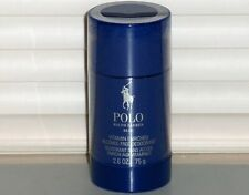 POLO BLUE by RALPH LAUREN Men's Vitamin Enriched Deodorant Stick 2.6 oz, 75g NEW