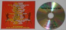 Enrique Iglesias, Estelle, Lady Gaga, Adam Lambert, The Game U. S. Promo CD