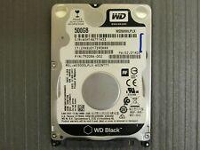 """WD Black 500GB 2.5"""" SATA Laptop/Notebook Hard Drive WD5000LPLX"""