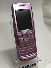 Samsung SGH E250 - Violet (Unlocked) Mobile Phone