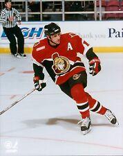 Daniel Alfredsson Ottawa Senators Licensed Unsigned Glossy 8x10 Photo (D)