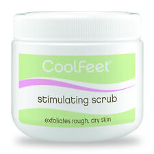 Natural Look COOL FEET Pedicure Exfoliating Foot STIMULATING SCRUB - 600g