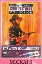 FOR A FEW DOLLARS MORE CLASSIC CLINT EASTWOOD COLLECTION CCECN27 DeAGOSTINI DVD