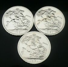More details for 3 boxed 1951 festival of britain crowns