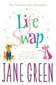 Like New, Life Swap, Green, Jane, Hardcover