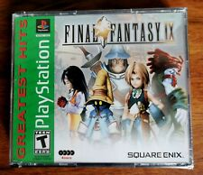 Final Fantasy 9 / IX | PS1 | US NTSC | Sealed - In Folie - NEU