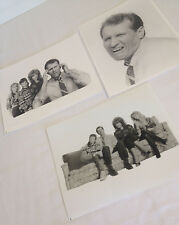 Married with Children Photo Lot of 3 /Family & Al / Fox TV 8 X 10 glossy B+W pix
