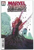 Marvel Zombies Resurrection #1 2020 Unread Stephanie Hans Variant Marvel Comics