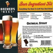 brewers best oatmeal stout