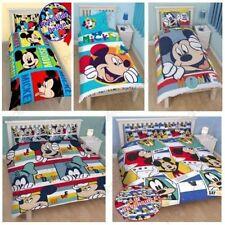 Parures de lit mickey pour enfant