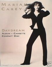 "MARIAH CAREY ""DAYDREAM"" U.K. PROMO POSTER -Wearing Bellbottoms and Showing Belly"