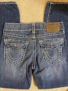True religion Brand Jeans Ricky Straight Denim Men's Size 32 x 33