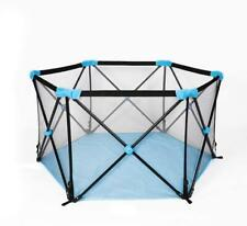 Livebest Baby Playpen Kids Play Yard Activity Center Bag Folding Safey Outdoor