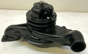 """Restored 1961-62 Lincoln Continental 430ci water pump C1VE-8505-A 5 1/4"""" pulley"""