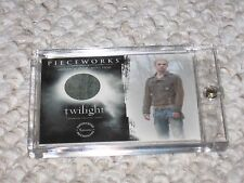 Twilight Inkworks Pieceworks James Cam Gigandet PW12 RARE