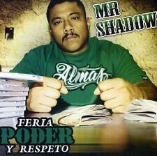 Mr. Shadow - Feria y Poder y Respeto [New CD] Explicit