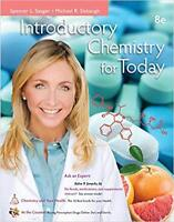 Introductory Chemistry for Today 8th Edition by Spencer L. Seager (Author), Mich